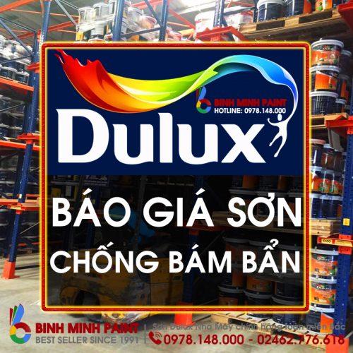 Báo Giá Sơn Dulux Chống Bám Bẩn Bóng Mới Nhất Năm 2020 Bình Minh Hà Nội
