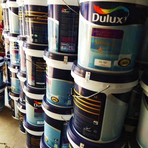 Bảng giá sơn Dulux mới nhất năm 2020