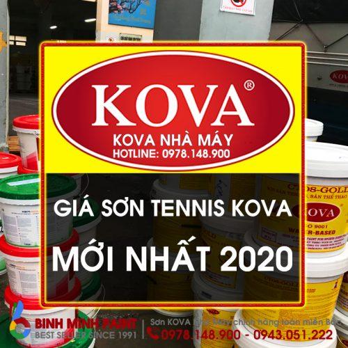 Báo Giá Sơn KOVA CT08 Mới Nhất Năm 2020